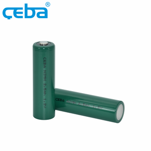 2500mAh 1.2V Double A Nickel Metal Hydride Rechargeable Battery