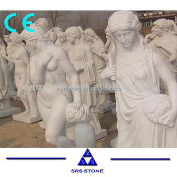Merveilleux Nude Life Size Famous Female Garden Statues