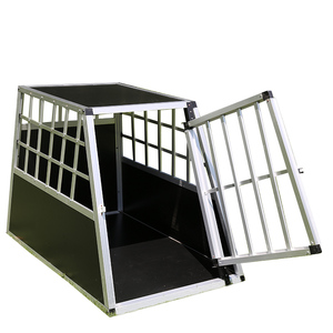 Electric welding can fold large iron mesh metal dog cages