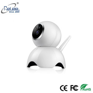 2018 New fashion indoor cool dog ip camera cloud storage 1080 FHD IR night vision security camera wireless cctv camera