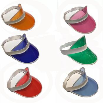 Summer Plastic Visor Sun Hats Clear Beach Hat - Buy Cheap Sun ... bfd0f59f844