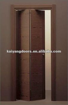 Kaiyang Europe Style Solid Wood Composite Veneer Bifold Door - Buy ...