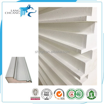 Exterior Wall And Window Cornice Decoration Eps Molding Trim Profile - Buy  Eps Molding Trim Profile,Decoration Eps Molding Trim Profile,Window Cornice