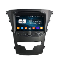 Klyde android 9 car audio electronics for Korando 2014 dsp bluetooth gps radio rds