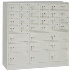 bank safe deposit box,33doors,small door with inner box