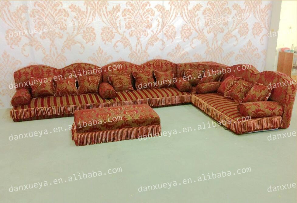 Danxueya- Small Arabic Majlis Fabric Corner Sofa of Living Room Sofa, View  Corner Sofa, Danxueya Product Details from Foshan Danxueya Furniture Co.,  ...