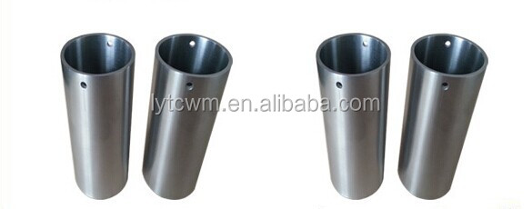 Mo1,TZM,MLa molybdenum alloy crucibles in good quality for iron melting