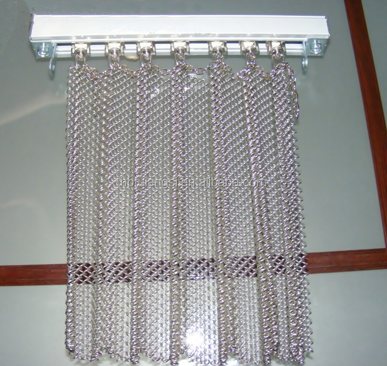 Fireplace Design fireplace curtain : Best Price Decorative Chain Link Curtain Mesh/decorative Metal ...