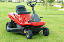 CE approved tractor ride on grass Lawn Mower with grass cather