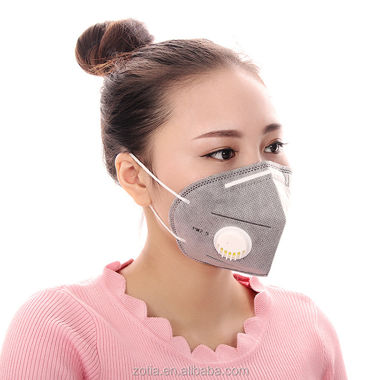 Wholesale Non-woven fabrics breathtable half face mask anti gas ...