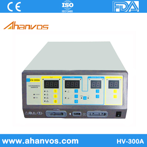300W electrosurgical generator for sale diathermy machine for proctoscope/ent surgery