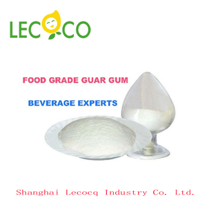 Top quality food grade guar gum