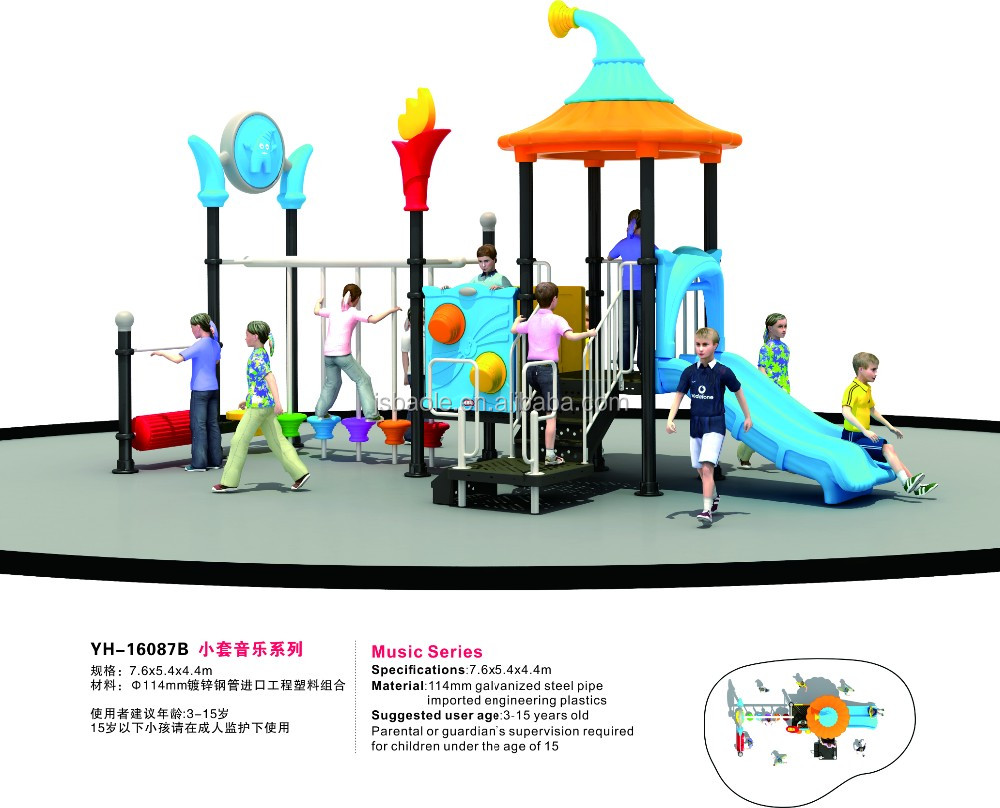China Kids Entertainment Hot Sell Outdoor Playgrounds Water Slides For Sale