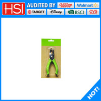 top quality single round hole hand held hanger punch