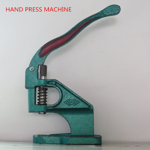 Custom Hand Press Machine For Eyelets Snap Button Aglets Tool Curtains Eyelet Hole Punching Machine
