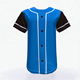 Best Quality customize sports digital printing custom infant baseball jersey
