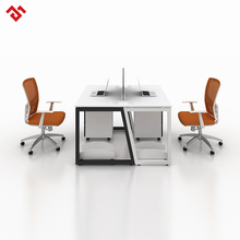 modular station Trade assurance 2 person office workstation
