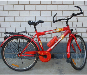 "26"" India model red Mountain bike for sale HL-M052"