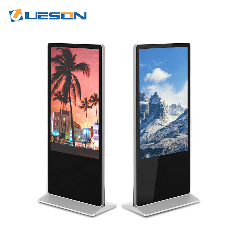 Professionele Aangepaste Digital Signage Outdoor Reclame Lcd Video Scherm Door Ueson