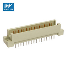 48pin 3row DIN41612 <span class=keywords><strong>커넥터</strong></span> V/T 남성 348 series 3*16 HY1081-04