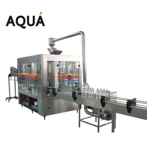 Factory directly sale 3 in 1 small beer filling machine for glass bottle / beer riner filler capper labeller