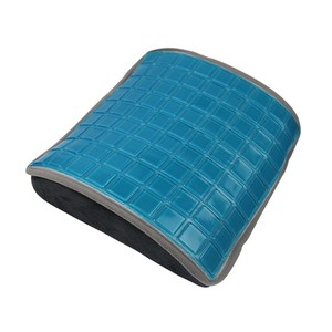 C3003 series eco-friendly 100% natural latex foam pillow gel seat cushion