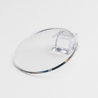 Wholesale high quality CR39 1.49 1.56 1.6 1.67 single vision blank plastic optical lenses