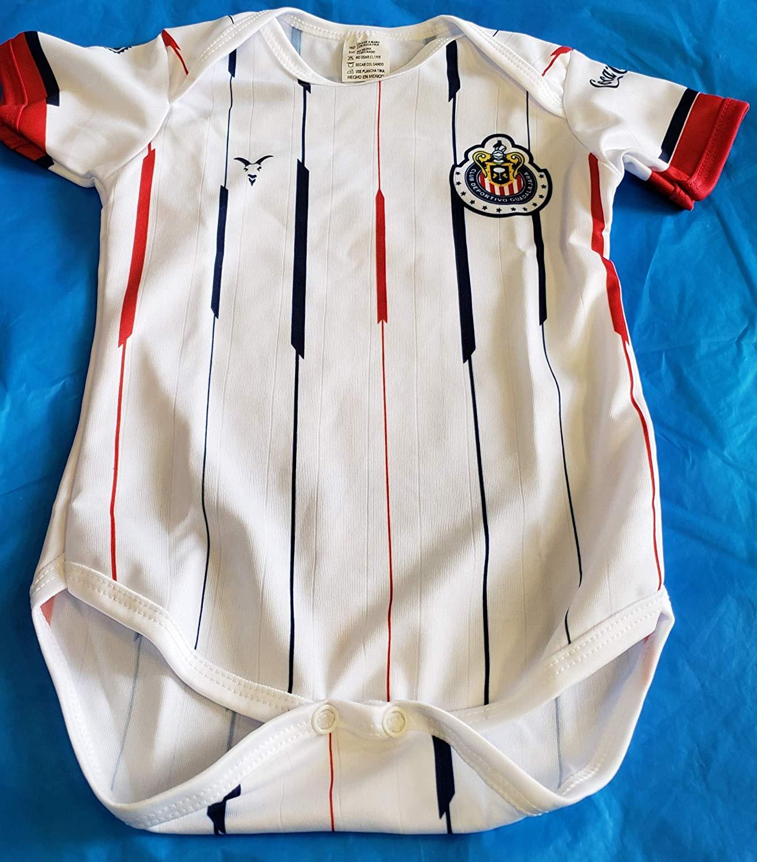 dc72d899e5e Get Quotations · New!2018 Chivas de Guadalajara Generic Infant Toddler Size  Small (0-5 Months