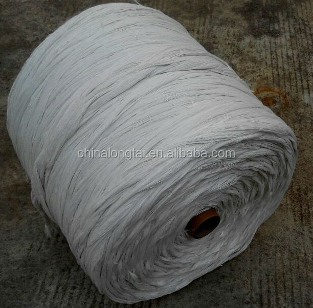 Factory cable white pp filler yarn