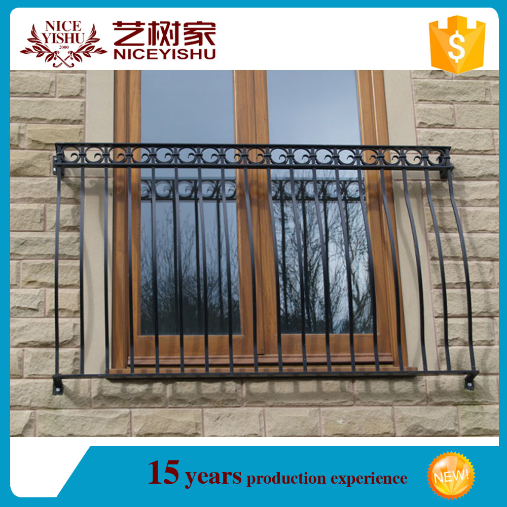 Home security system window grill design buy steel for Window design iron