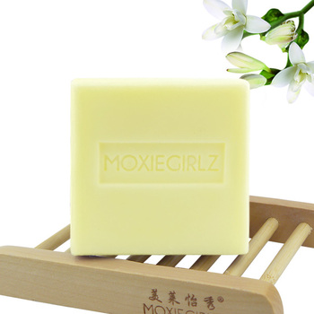 jasmine glycerin soap with 100% natural jasmine essential oil , handmade  soap -281082