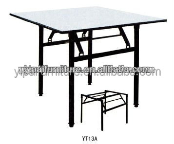 foldable banquet table in dining tables 12 seater wood YT13A