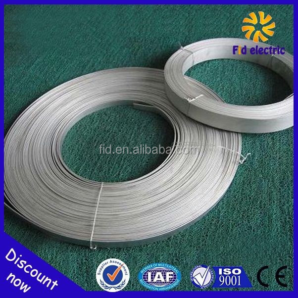 r-Al,Ni-Cr ,pure nickel,Cr25Ni20 electric nichrome heat resistant wire cable(SGS certificate, ISO9000 ) See larger image Fe-Cr