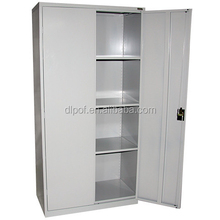 (DL-S1) 0.7 mm Grey Stationery Storage Two Doors Cabinet
