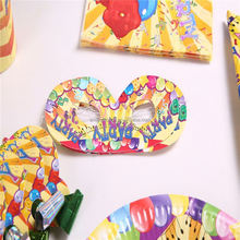 paper product party decoration set themed party decoration set