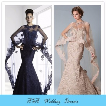 d2dfe73bd9 MO103 Elegante Plus Size Duas peças azul royal Lace bohemian estilo mãe do  vestido da noiva