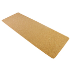 Factory Price Eco Friendly Cork Natural Rubber Yoga Mat
