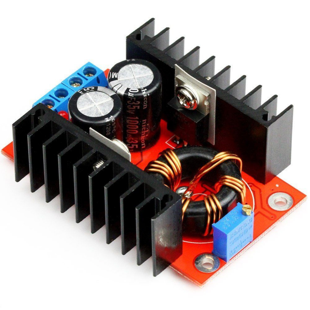 150w Boost Converter Dc 10 32v To 12 35v Step Up Voltage Bb 51 Get Quotations 5 X