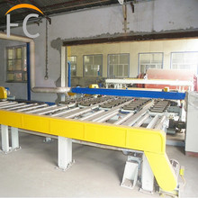 advanced processing glass magnesium board equipment