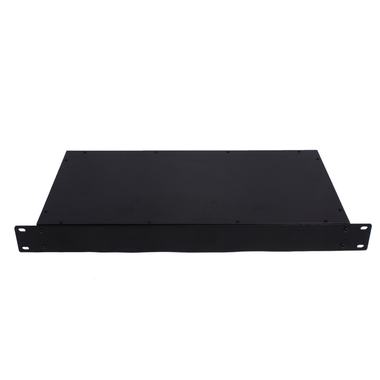 19 inch standard 1U2U3U rack mount case iron metal enclosure box