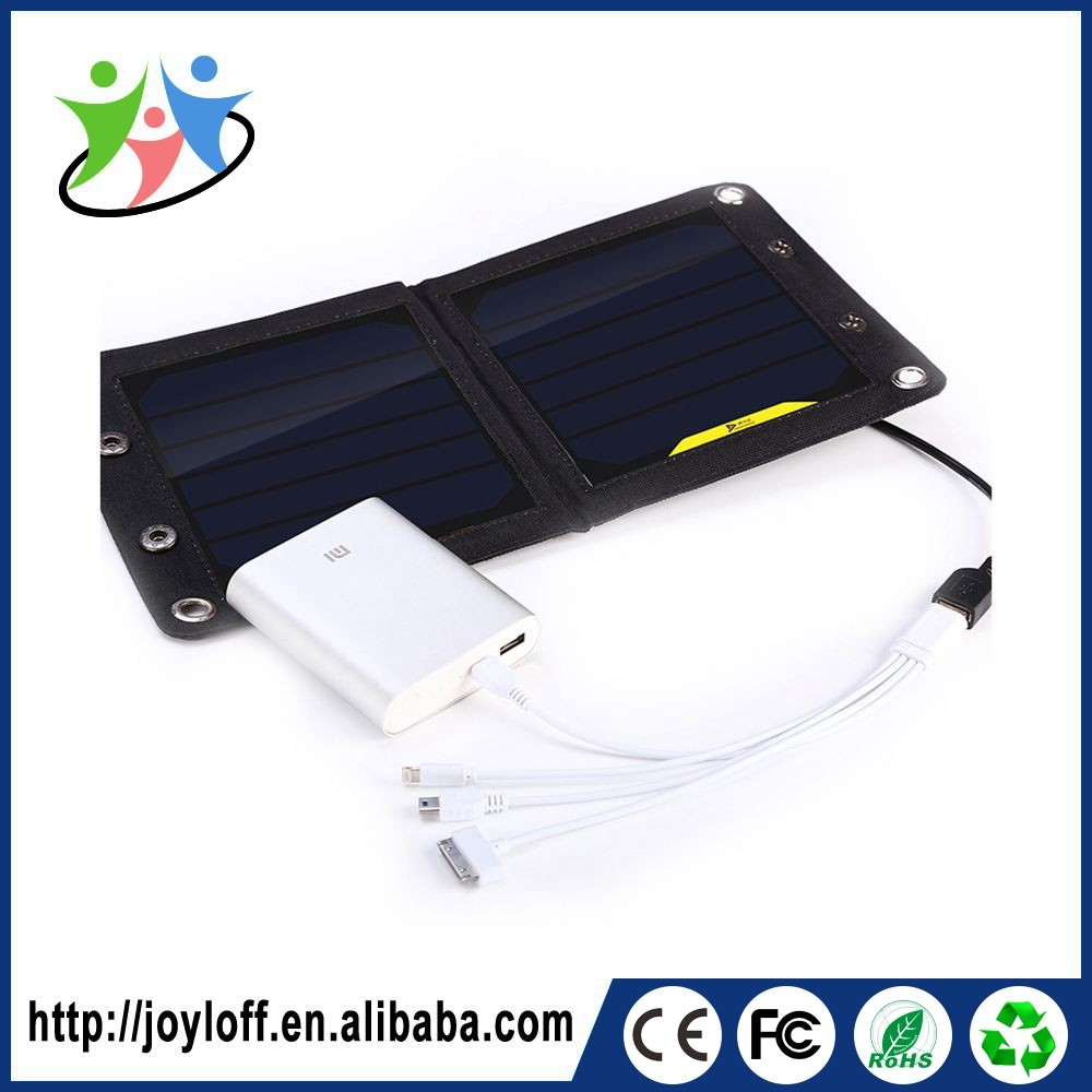 High quality 7w dc output solar water proof power bank