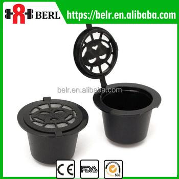 alibaba stock price empty espresso nespresso coffee capsules in