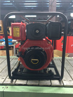 low price diesel engine driven high suction water pump 3 inch