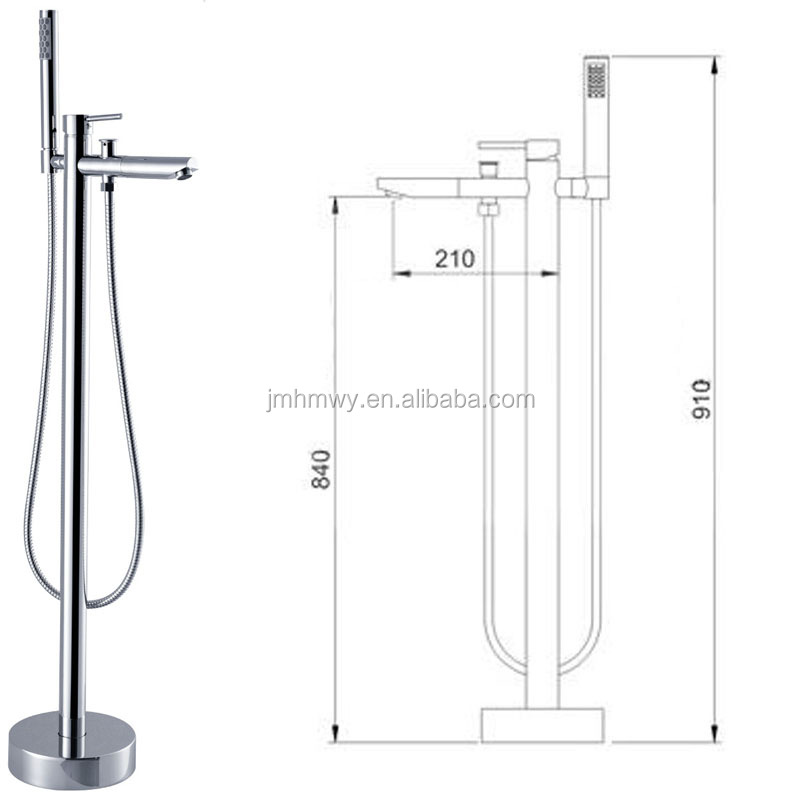 stand up shower faucet. high quality used bathtub  faucet for stand up shower High Quality Used Bathtub Faucet For Stand Up Shower