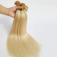Wholesale U Tip Hair 12-26Inch Pre Bonded/Fusion/Keratin hair extensions 24 inch 220g Black Brown Blond Remy Hair