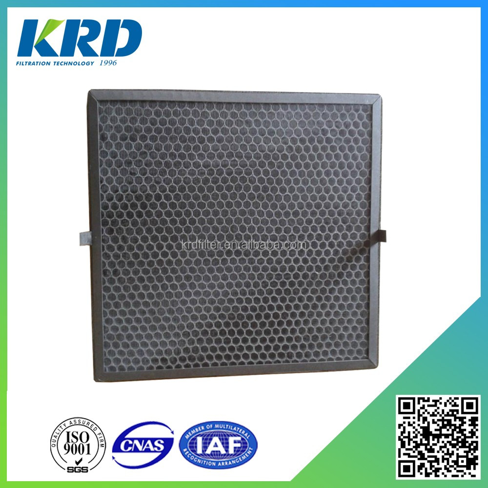 Primary Honeycomb Activated Carbon Filter For Air Purification ...
