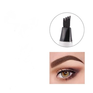 Best Selling Products YANQINA Fine Sketch Waterproof Tatoo Eyebrow 3 colors liquid eye brow pen