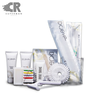 Wholesale hot sale hotel amenities travel kit