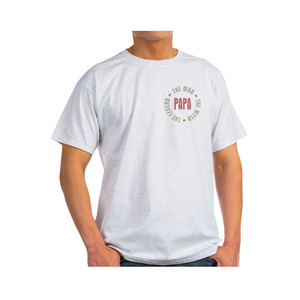 Custom Made Man Polyester Tshirt Bulk Wholesale