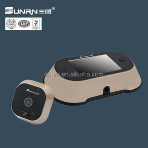 High quality factory doorbell camera digital door peephole viewer